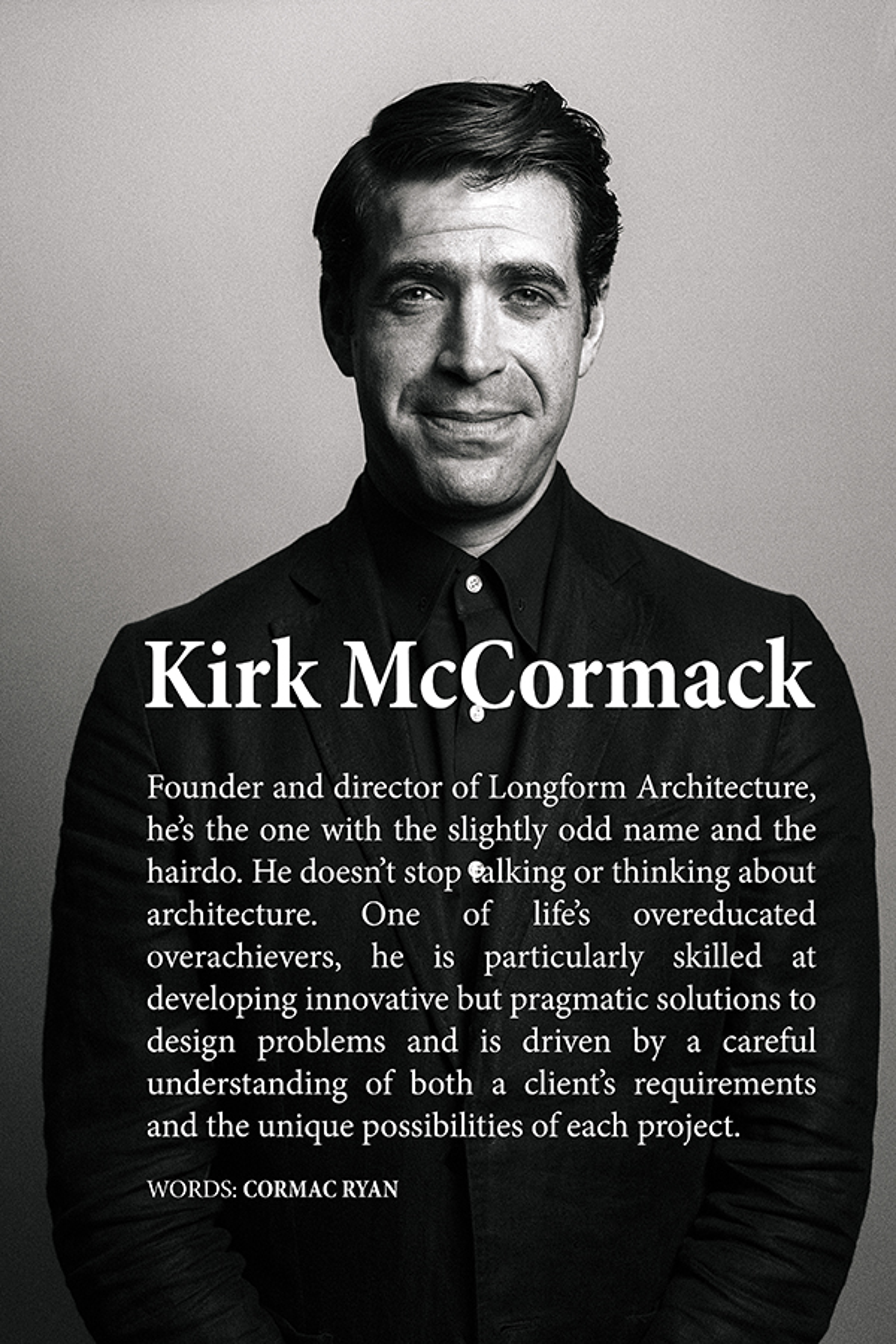 Kirk Bio Text